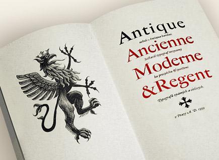 Antique Ancienne Modern & Regent