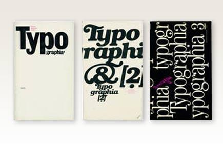 Sto ikon českého designu - Hlavsova Typographia