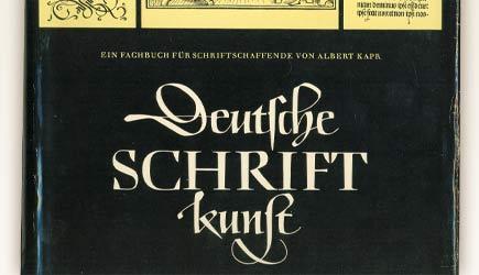 Deutsche Schriftkunst