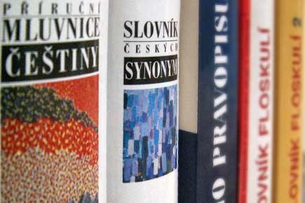 Moderní jazykovědné příručky