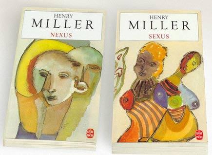 Knihy Henry Millera