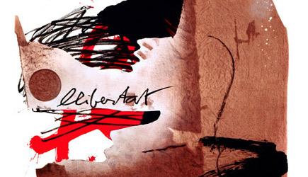 Antoni Tàpies — Svoboda (Libertat) (1988)