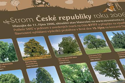Strom života – plakáty k anketě