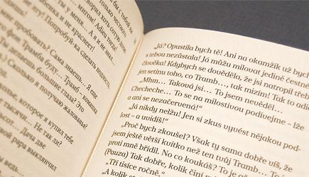 Edice Kanapka z nakladatelství Argo