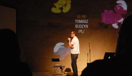Tomek Budzyn na Kupé 5