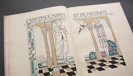 Aucassin and Nicolete