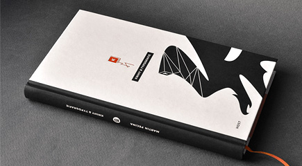 Knihy a typografie: vazba