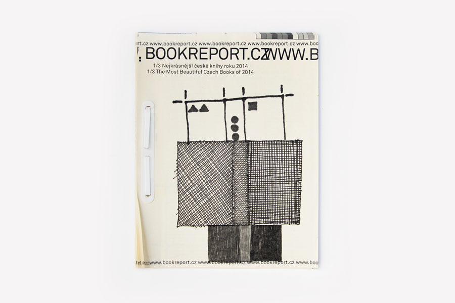 Bookreport — NČKR 2014