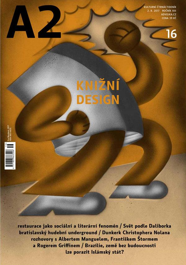 A2: Knižní design