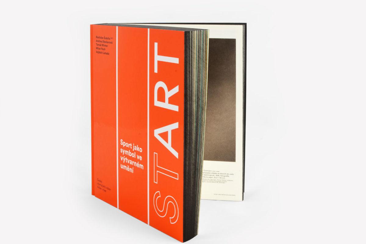 StART. Sport jako symbol vevýtvarném umění